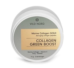 Marine Collagen Green Boost 14g, VILD NORD